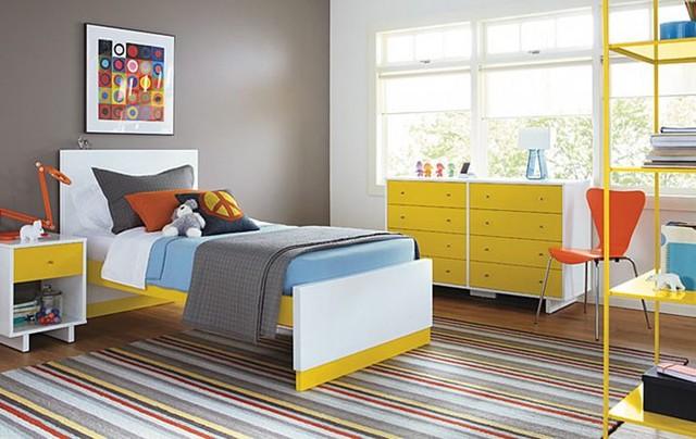 Charming Room U0026 Board · Furniture U0026 Accessories. Moda Bedroom In Colors By Ru0026B  Modern Kids