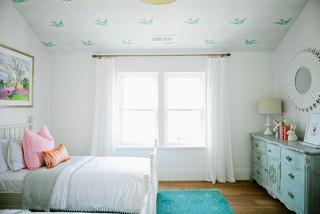 modern farmhouse project kid 39 s bedrooms landhausstil kinderzimmer salt lake city von. Black Bedroom Furniture Sets. Home Design Ideas