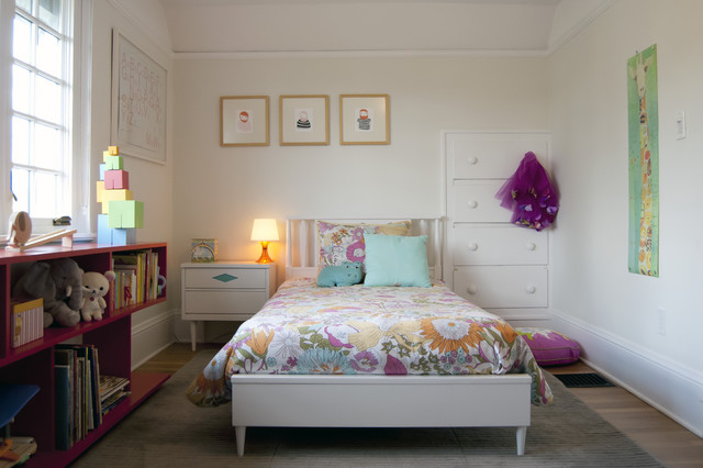 Modern Kids Bedroom contemporary-kids