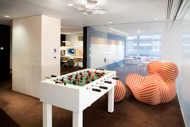Modern PlayGame Room - Modern games room