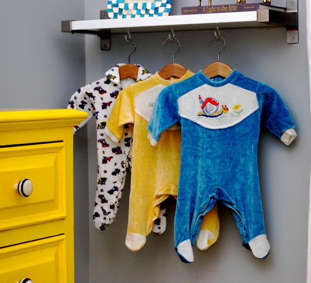 Modern Vintage Nursery modern-kids