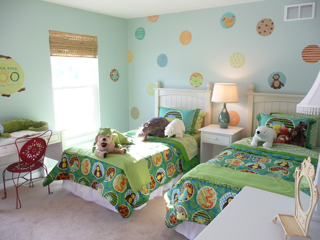 Monkey Business Kids Space eclectic-kids