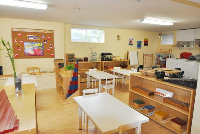 Montessori 2 modern kinderzimmer vancouver von flock interiors