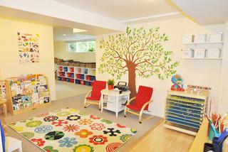 Montessori 2 - Contemporary - Kids - Vancouver - by Flock Interiors