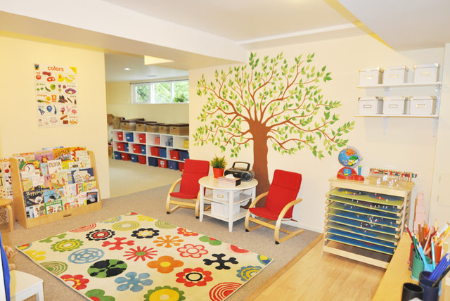 Montessori 2 Contemporary Kids Vancouver By Noon Interior Design
