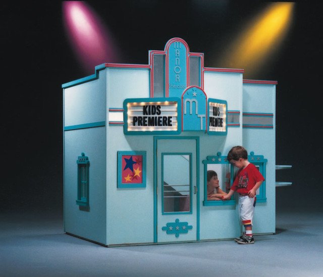Movie Theatre Playhouse Traditional Kids Other Metro