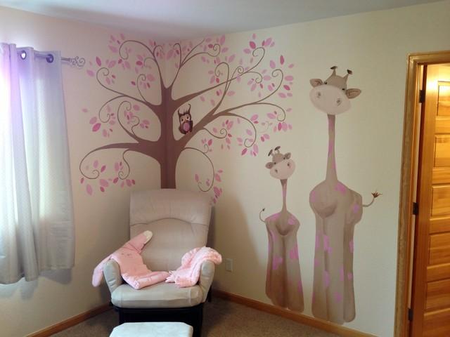Murals traditional-kids