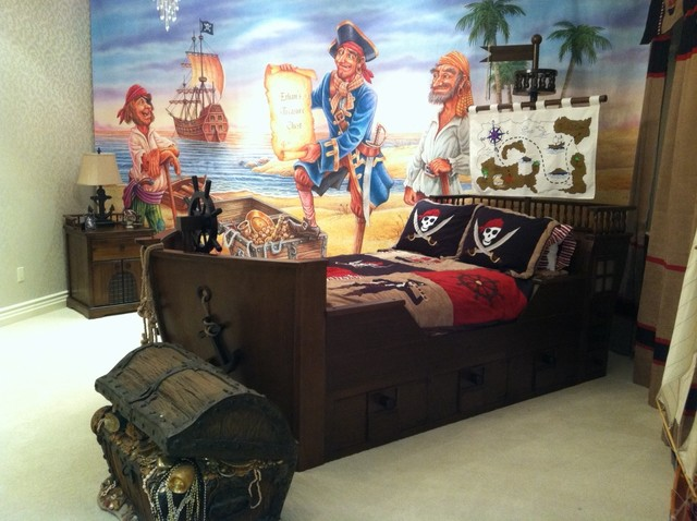 Murals Your Way in Action! traditional-kids