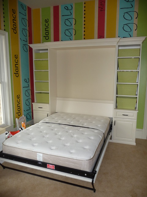 Murphy Beds Traditional Kids DC Metro By Tailored Living