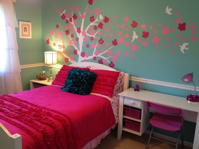 My Daughter S Bedroom Contemporary Kids San Francisco