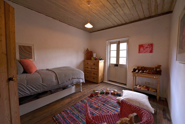 My Houzz: 140 year old mud brick home farmhouse-kids