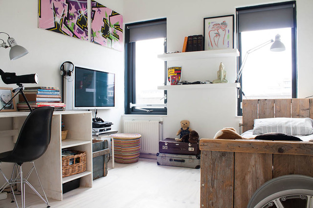 Eclectic Kids Amsterdam My Houzz: Bohemian and sturdy eclectic-kids