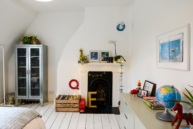 My Houzz: Casual Comfort in a London Victorian