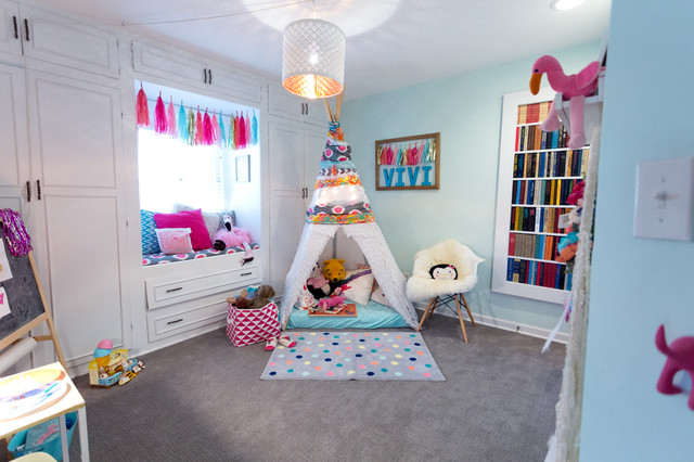 The 10 Most Popular New Children's Rooms