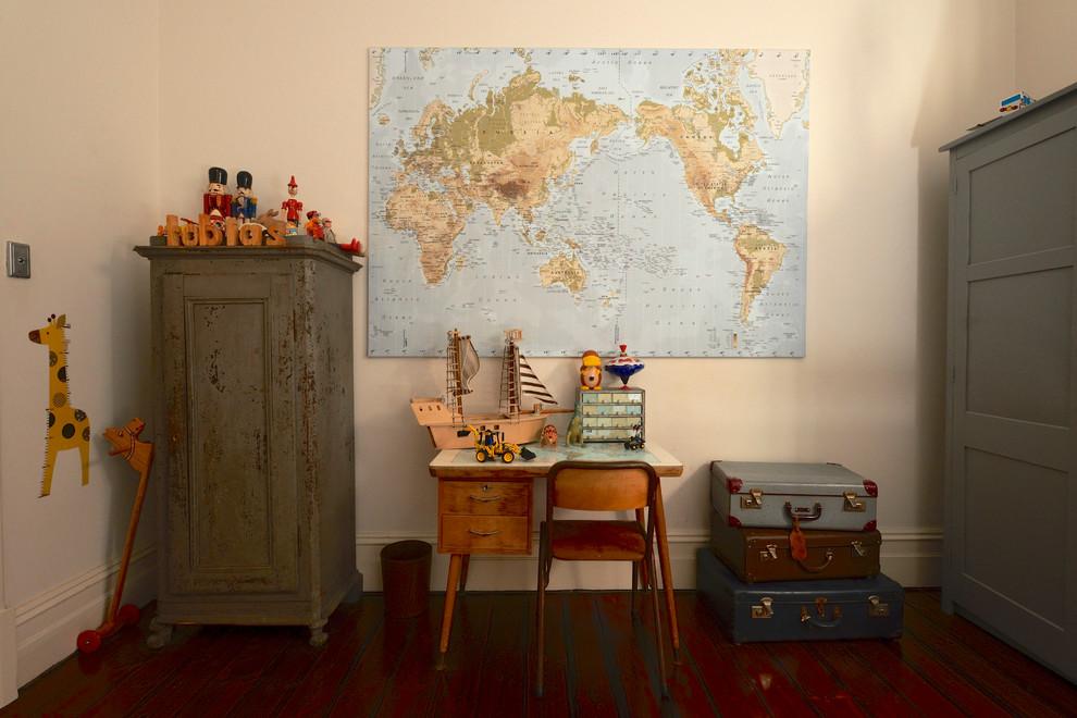 Kids' room - eclectic boy kids' room idea in Adelaide