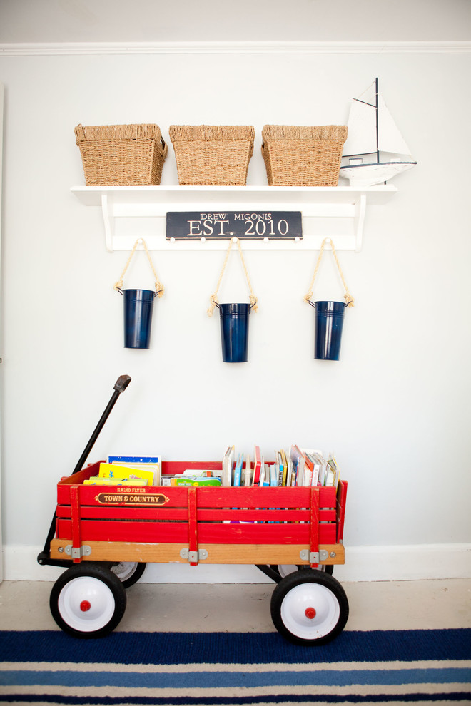 5 Upcycling Ideas for Shelving and Toy Storage in Your Child's Room