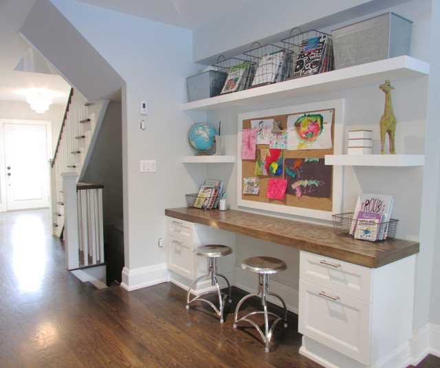My Houzz: The Richards' Re-build contemporary-kids