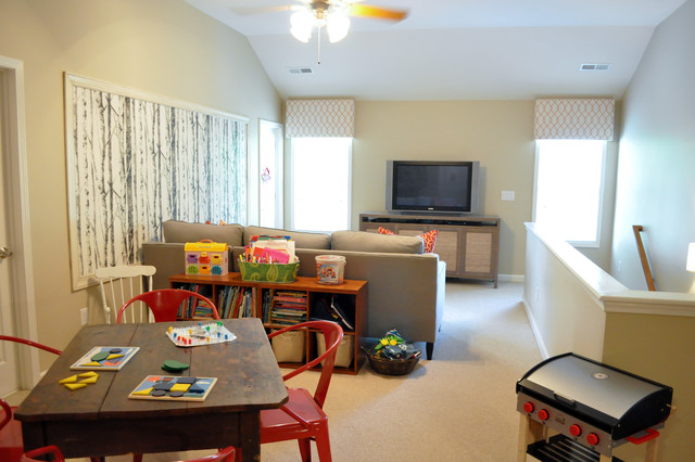 natwick kids' lounge contemporary-kids