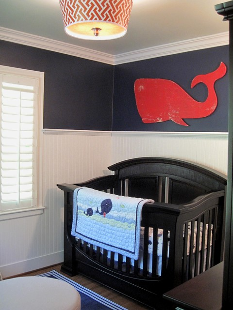 nautical nursery traditional kids other metro by tamara. Black Bedroom Furniture Sets. Home Design Ideas