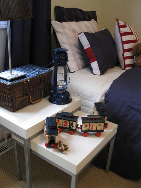 Nautical Themed Boys Room  kids