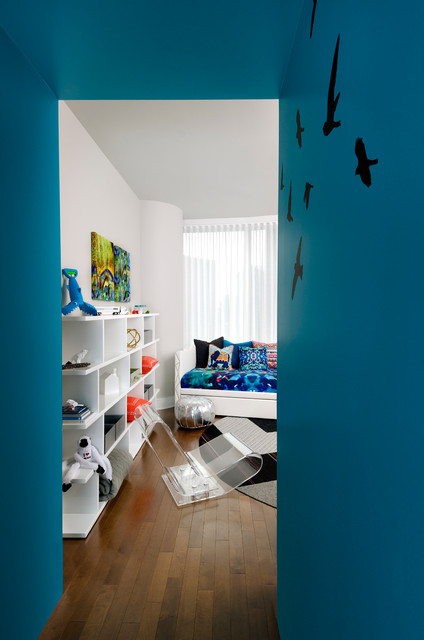 Near North Contemporary - Contemporary - Kids - chicago - by Chris Bradley Photography