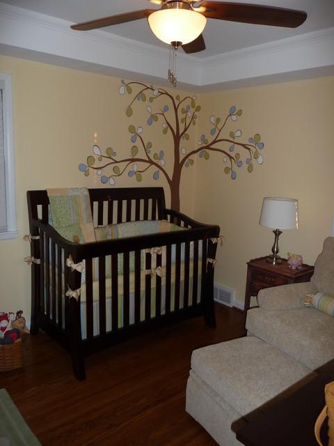 Neutral Nursery Traditional Kids Louisville