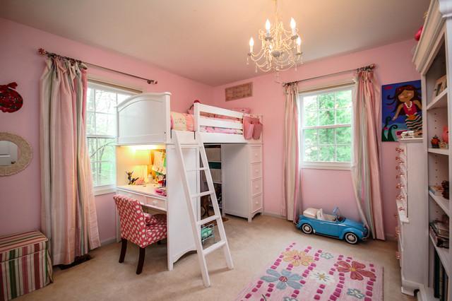 Brand-new Princess Castle Loft Bed | Houzz FR69