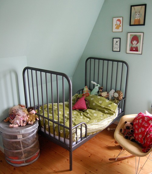 Nilas bedroom eclectic kids