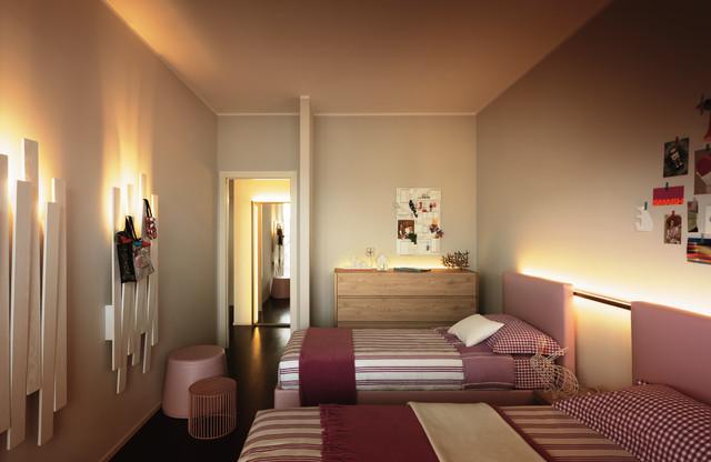 Nunziati apartment citylife milan modern kids milan for Galbiati arreda