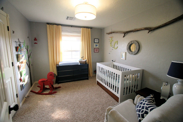 Nursery eclectic kids