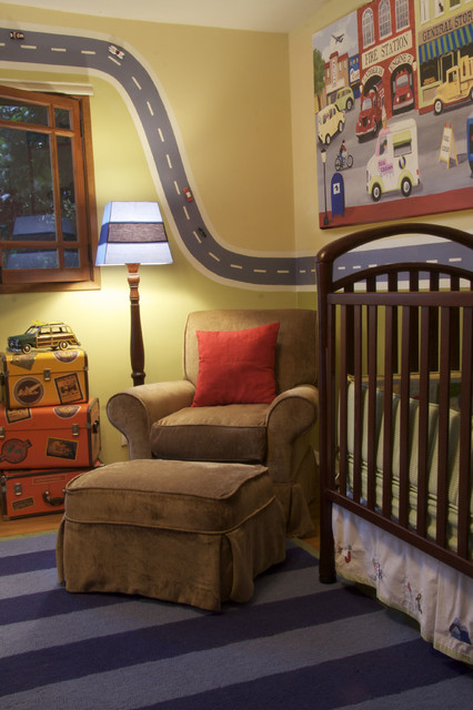 Nursery eclectic-kids