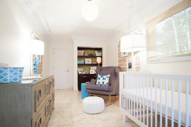 Nursery contemporary-kids