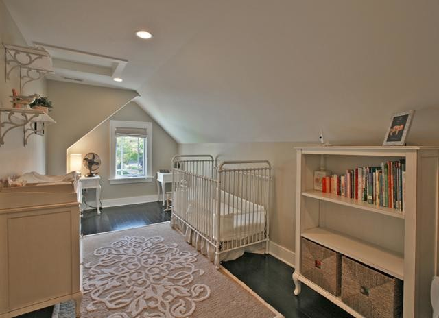 NW Portland  - Oregon - TOTAL REMODEL - BLAND TO GLAM! traditional-kids