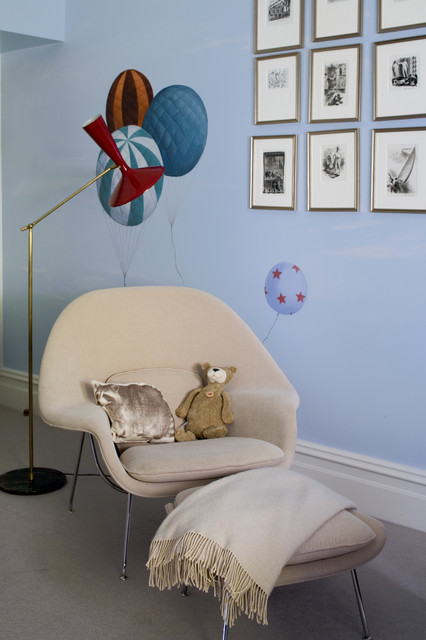 NYC Townhouse contemporary-kids