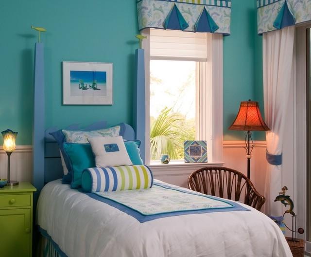 Oceanfront Florida tropical-kids