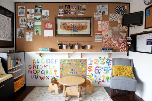 Don Jose Office/Playroom