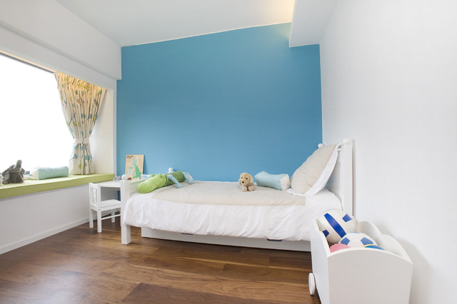 One Robinson Place - Minimalistic Design with an Artistic Touch contemporary-kids