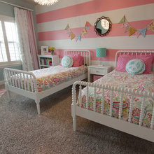 Online Client Design - Young Bedroom