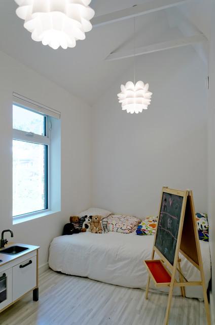 Our house skandinavisch kinderzimmer toronto von solares architecture - Kinderzimmer skandinavisch ...