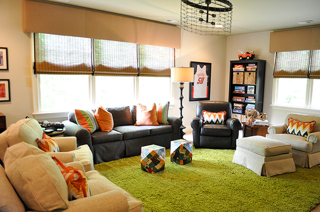 pack's teen room contemporary-kids