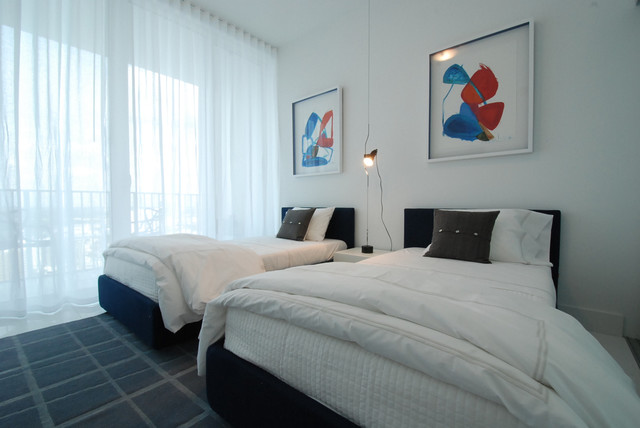 Paramount Bay - Private residence contemporary-kids