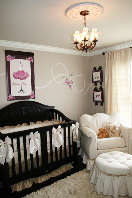 Parisian Nursery, Philadelphia Nursery Decorator traditional-kids