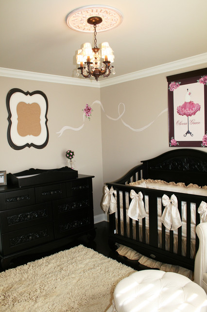 Parisian Nursery traditional-kids