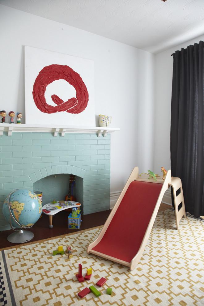 Danish playroom photo in Toronto