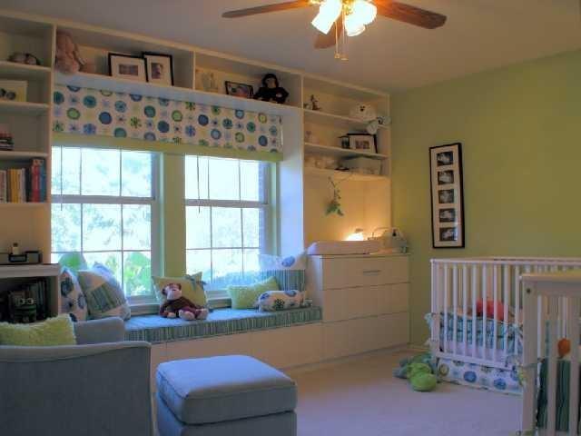 Pecanwood Nursery contemporary-kids