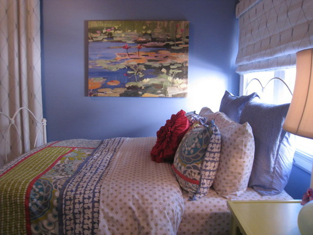 Periwinkle Teen Bedroom