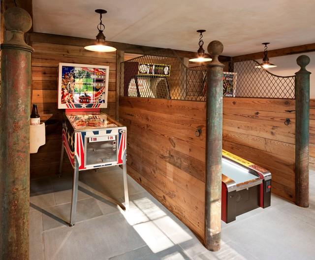 Pinball stall landhausstil kinderzimmer new york for Kinderzimmer landhausstil