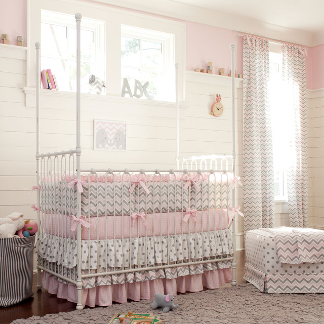 Pink And Gray Baby Curtains - Best Curtains 2017