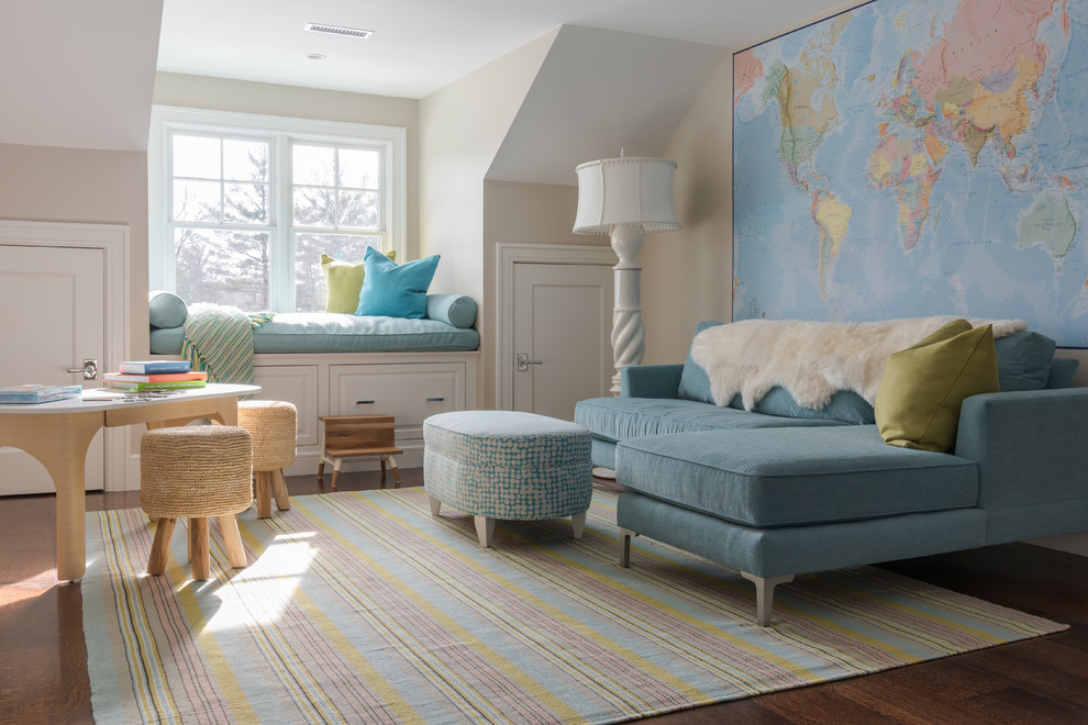 How to Pick the Right Carpet for Your Children's Room