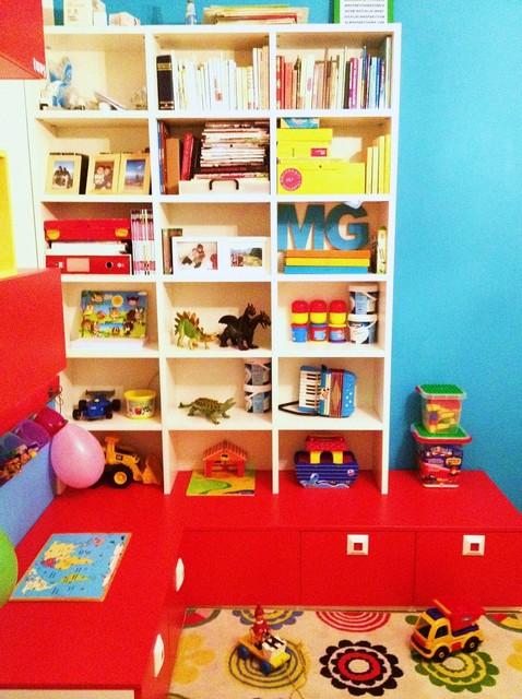 play room contemporary-kids